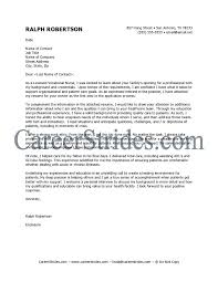 Registered Nurse Cover Letter Example Sample Cover Letter For