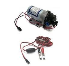 new shurflo pump 1 8 gpm w 8 foot wiring harness 8000 543 936 image is loading new shurflo pump 1 8 gpm w 8