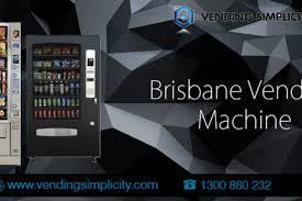 Vending Machines Brisbane Gorgeous Vending Machine Infographics Visually