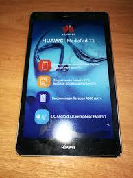 Обзор от покупателя на <b>Планшет Huawei Mediapad T3</b> 8.0 16Gb ...