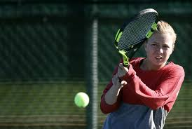 Elk River's Brown is classy, graceful and 'good enough to win it all' in  girls' tennis | Star Tribune