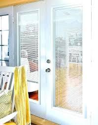 patio door glass insert glass insert with blinds for door improbable patio inserts enormous com interior patio door glass insert