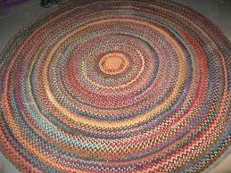 wool braided rugs kitchen stair treads grey area rug sears washable cotton oval round made wool braided rugs