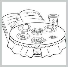 Jewish Coloring Pages Printable Pictures To Print And Color Page New