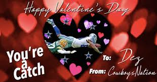 Valentine's - Cowboys Cbssports You Make And Cry Losers Day Winners Will com Nfl