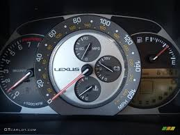 2004 Lexus IS 300 Gauges Photo #42143363 | GTCarLot.com