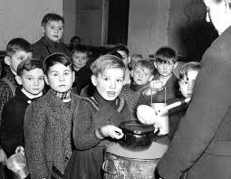 world war ii aftermath in post war food crisis world war ii post war food crises 1945 48