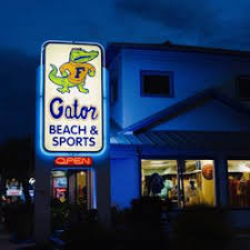gator gifts sports wear 221 n atlantic ave daytona beach fl phone number yelp