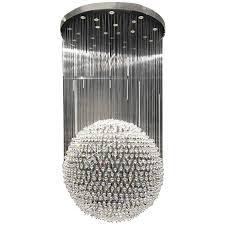 tom dixon swarovski crystal palace chandelier for
