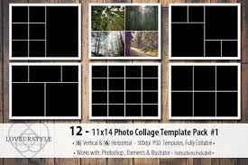 Picture Collage Templates Free Download 018 Collage Template For Photoshop Free Download Ideas