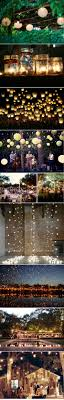 diy lighting for wedding. Must Remember Cuz I Love Sparkly Twinkly Lights DIY And Lanterns For Outdoor Weddings! Diy Lighting Wedding