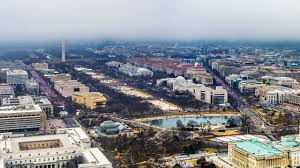 trump inauguration crowd size fox heres how we know 440 000 people attended the womens march in d c