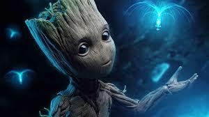 Baby Groot 4k superheroes wallpapers ...