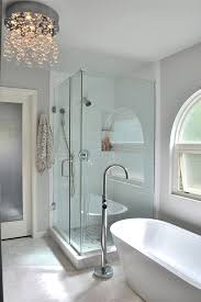 traditional bathroom lighting ideas white free standin. Traditional Bathroom Lighting Ideas White Free Standin. Light Standin Led Frameless Square Wall Mirror Stone R