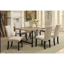 Black Wood Dining Chairs Acme Furniture Old Lake Dining Side Chairs Set Of 2 Hayneedle