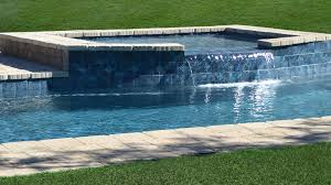 fiberglass pools with tanning ledge. Plain With Tanning Ledge Fiberglass Pool Inside Pools With