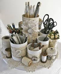 shabby chic office. 52 ways incorporate shabby chic style into every room in your home office