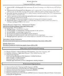 Best American Resume Format Doc Photos Entry Level Resume