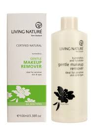 living nature black and white gentle makeup remover li761be50mbdmy 1