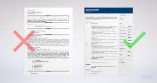 Resume Format For Quality Engineer Quality Engineer Resume Sample Writing Guide 20 Tips