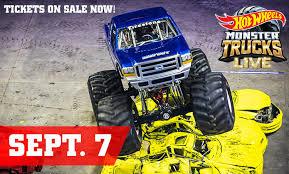 Us Bank Arena Monster Jam Seating Chart Hot Wheels Monster Trucks Live Toyota Arena
