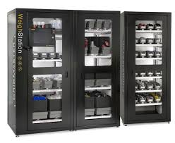 Cribmaster Vending Machine Amazing WeighStation Weight Sensing Inventory Management Solution CribMaster