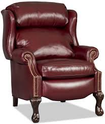 chair nails. bradington young maxwell ball \u0026 claw reclining wing chair with brass nails 4115