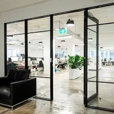 sliding office door. Sensational Sliding Office Doors Vs. Hinged In The Environment Door