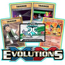 Pokemon Online TCG XY Evolutions ONLINE CODE Pokémon Individual Cards Toys  & Hobbies