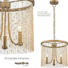 golden lighting marilyn collection
