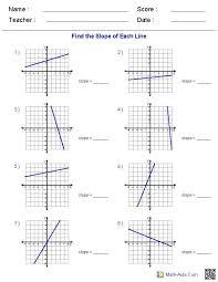 graphing in slope intercept form worksheet worksheets for all and share worksheets free on bonlacfoods com