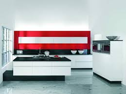 ... Medium Size Of Kitchen:splendid Amazing Red Kitchen Tile Design Ideas  Red Black And Gray