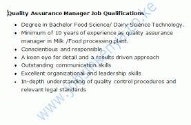 Quality Assurance Manager Job In Nakuru Kenya The Best Kenyan