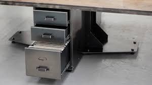 vintage metal office furniture. VINTAGE-INDUSTRIAL-OFFICE-DESK-FURNITURE-STEEL-VINTAGE Vintage Metal Office Furniture I