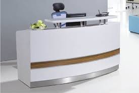 modern wooden office counter desk buy wooden. Outstanding New Design White Lacquer L Shape Reception Desk Buy Solid Within Receptionist For Sale Modern Wooden Office Counter E