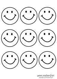 Funny Face Templates Smiley Face Templates Magdalene Project Org