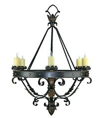 wrought iron chandeliers for candles chandelier outstanding wrought