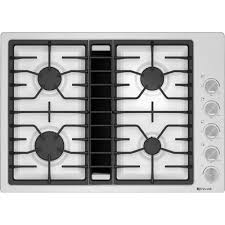 gas cooktop with downdraft. Jenn Air Gas Downdraft Cooktops Factory Builder Stores For Elegant Residence 30 Inch Cooktop Plan With