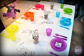 Disney Theme Decorations Disney Inside Out Party Ideas Loulou Jones Party Event