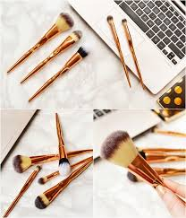 ebay rose gold brushes uk