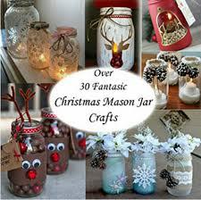 Decorated Christmas Jars Ideas Httpwwwthekeeperofthecheerios1000100christmasmasonjar 5