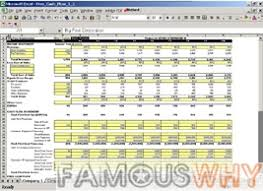 Cash Flow Model Excel Cash Flow Modeling Excel Kays Makehauk Co
