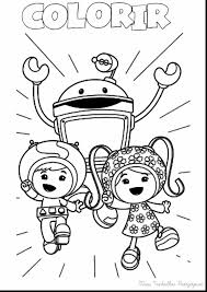 Small Picture Team Umizoomi Coloring Pages Coloring Pages Kids