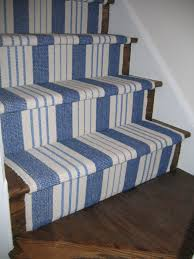 black and white striped runner rug blue striped stair runner i d use the outdoor rug runners