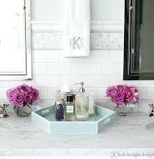 Bathroom Vanity Tray Decor Bathroom Vanity Trays onsingularity 72