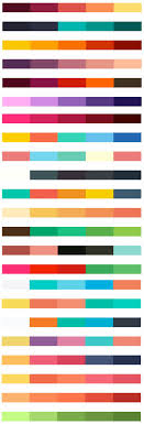Flat-UI color combinations