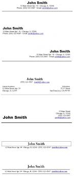 Resume Headers Adorable Resume Heading Samples With Professional Resume Headers Best