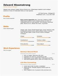 Ats Friendly Resume Beauteous 28 Ats Friendly Resume Template Professional Best Resume Templates