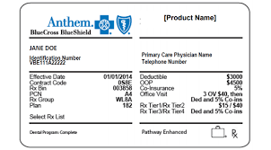 For prescription drug plans (pdps), it begins with 's'; How To Find Your Health Insurance Policy Number