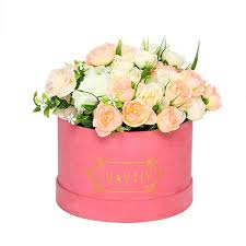 Paper Flower Suppliers Customized Preserve Rose Flower Paper Box Manufacturers